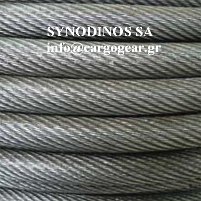 WIRE ROPE NON ROTATING : K& A SYNODINOS SA WIRE ROPE-WIRE ROPE ...
