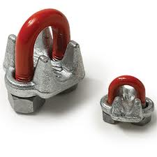 Wire Rope Clips K Amp A Synodinos Sa Wire Rope Wire Rope