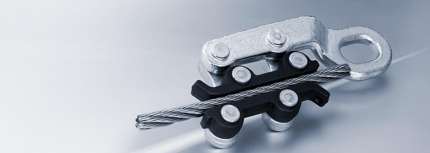 Αρπάγη για συρματόσχοινα-Wire Grip : K& A SYNODINOS SA WIRE ROPE ...