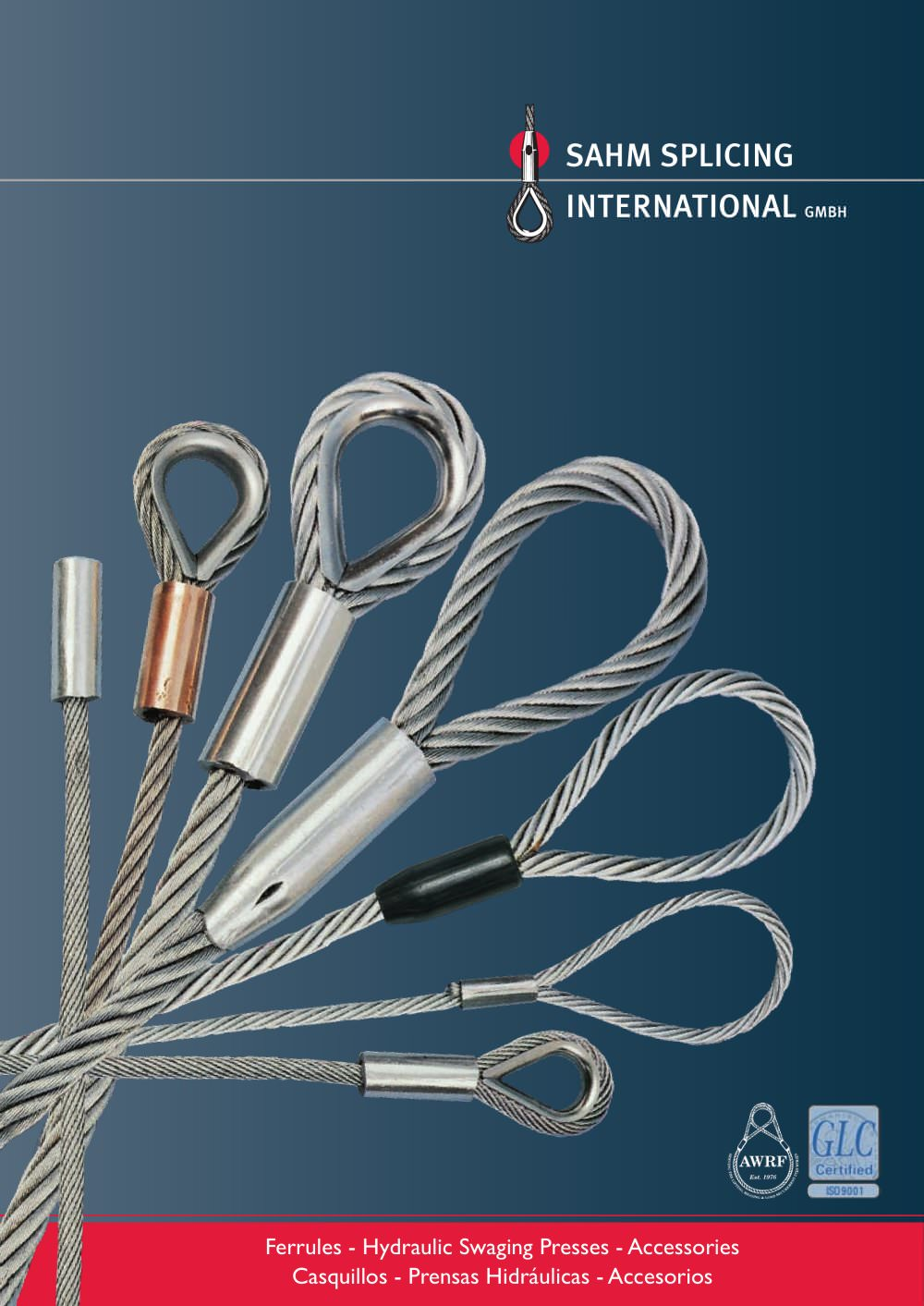 Distributor K Amp A Synodinos Sa Wire Rope Wire Rope Slings